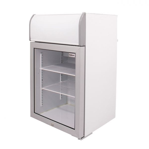 Drinks display fridge