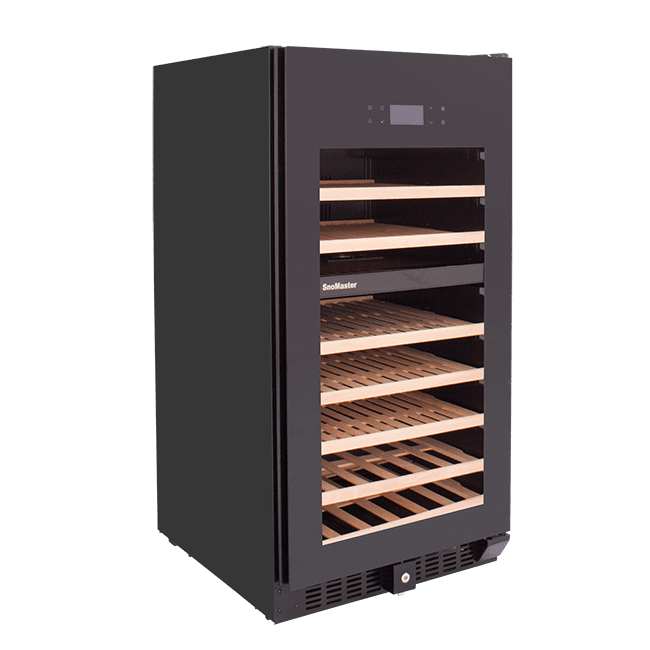 SnoMaster VT-94PRO 94 Bottle Dual Zone Wine Cooler