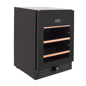 SnoMaster Ultra Quiet 145L Under Counter Beverage Cooler Pro Series (VT-41PRO) Right View