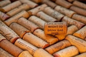 Life is too short to drink bad wine_1