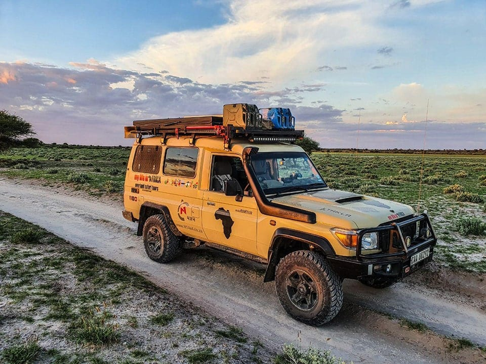 Overland adventure, My lIfe in africa