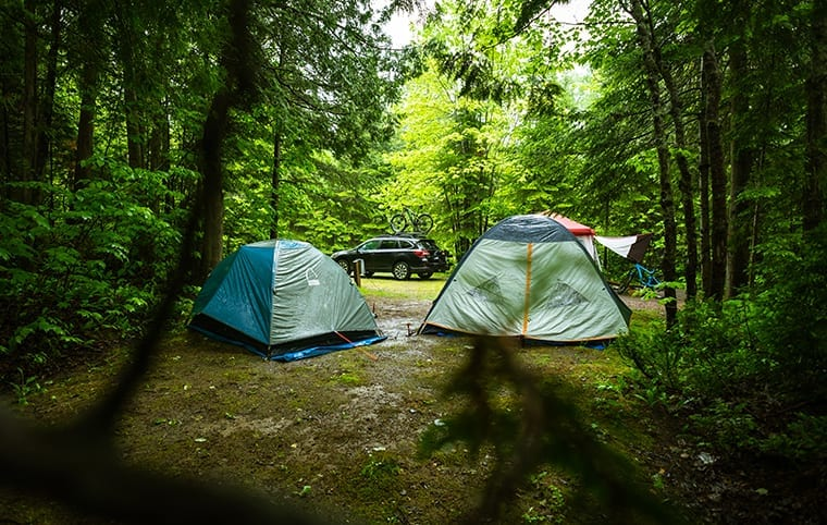 Proper camping gear is essential if you plan on spending more time in the great outdoors.