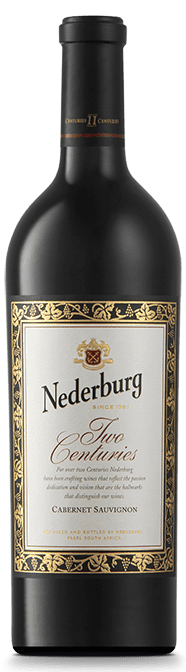 Nederburg Two Centuries Cabernet Sauvignon 2015