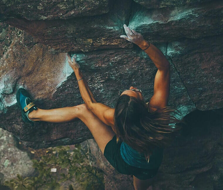 Solving bouldering problems can be more complicated than it looks in the western cape